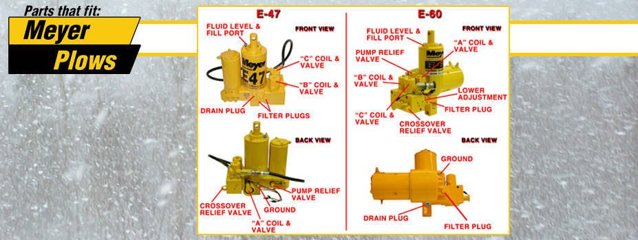 Coil Valve and Plug Locations