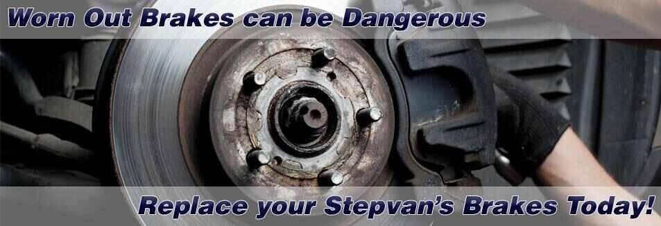 Stepvan Brake Parts   Mill Supply, Inc