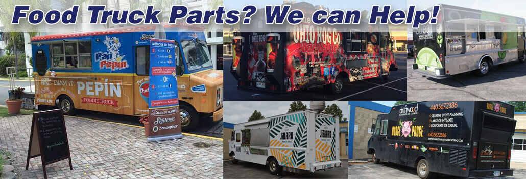 Food Truck Parts