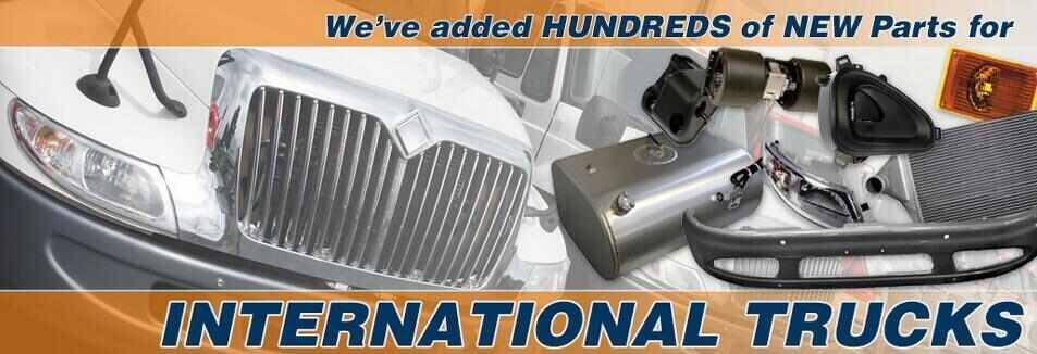 New International Truck Parts