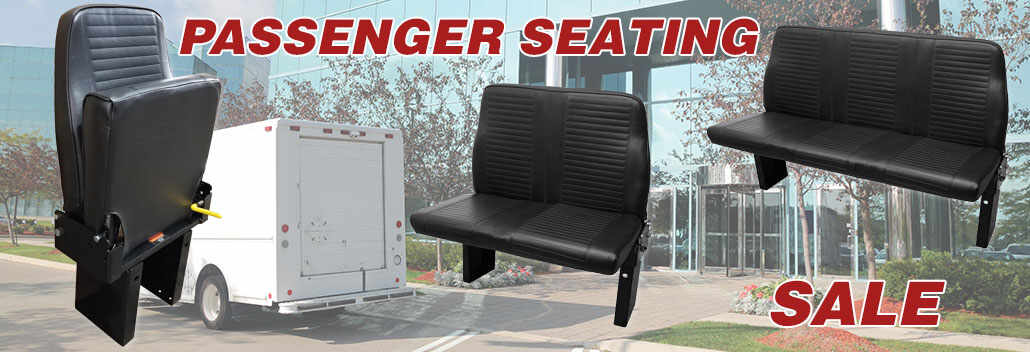 Passenger Seating Sale