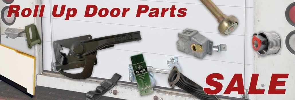 Roll Up Door Parts Sale