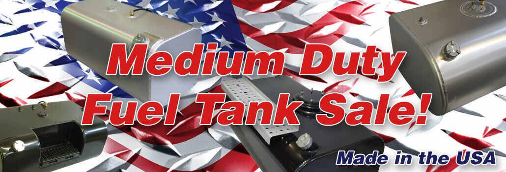 Fuel Tank Sale