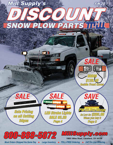 Snow Plow Catalog