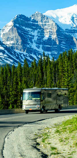 Motorhome Mountain