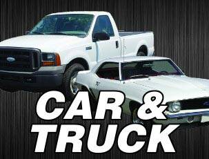 car and truck rust repair parts