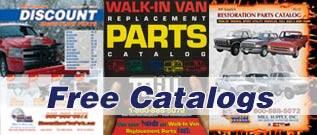 Stepvan, Walkin Van, & Food Truck Parts | Mill Supply, Inc
