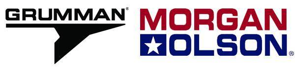 Grumman and Morgan Olson logos