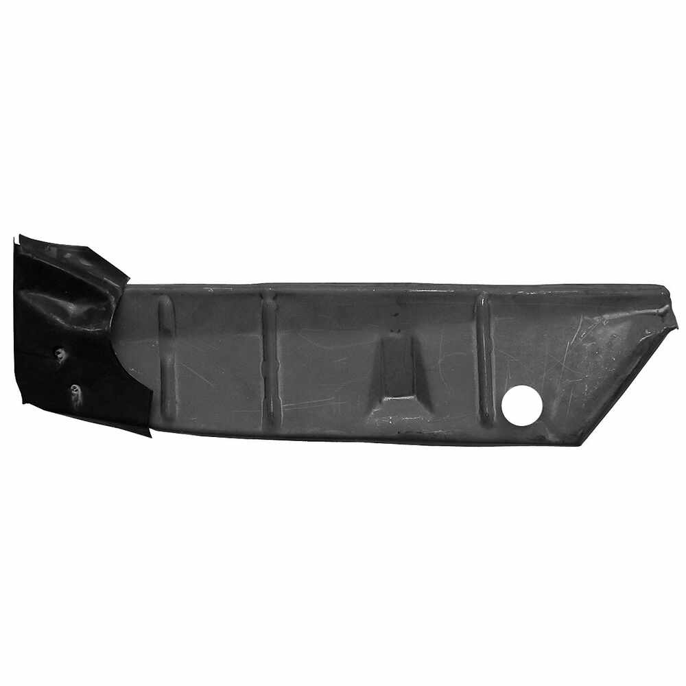 1963-1964 Plymouth Fury Inner Rear Quarter Lower Rear Section - Right Side