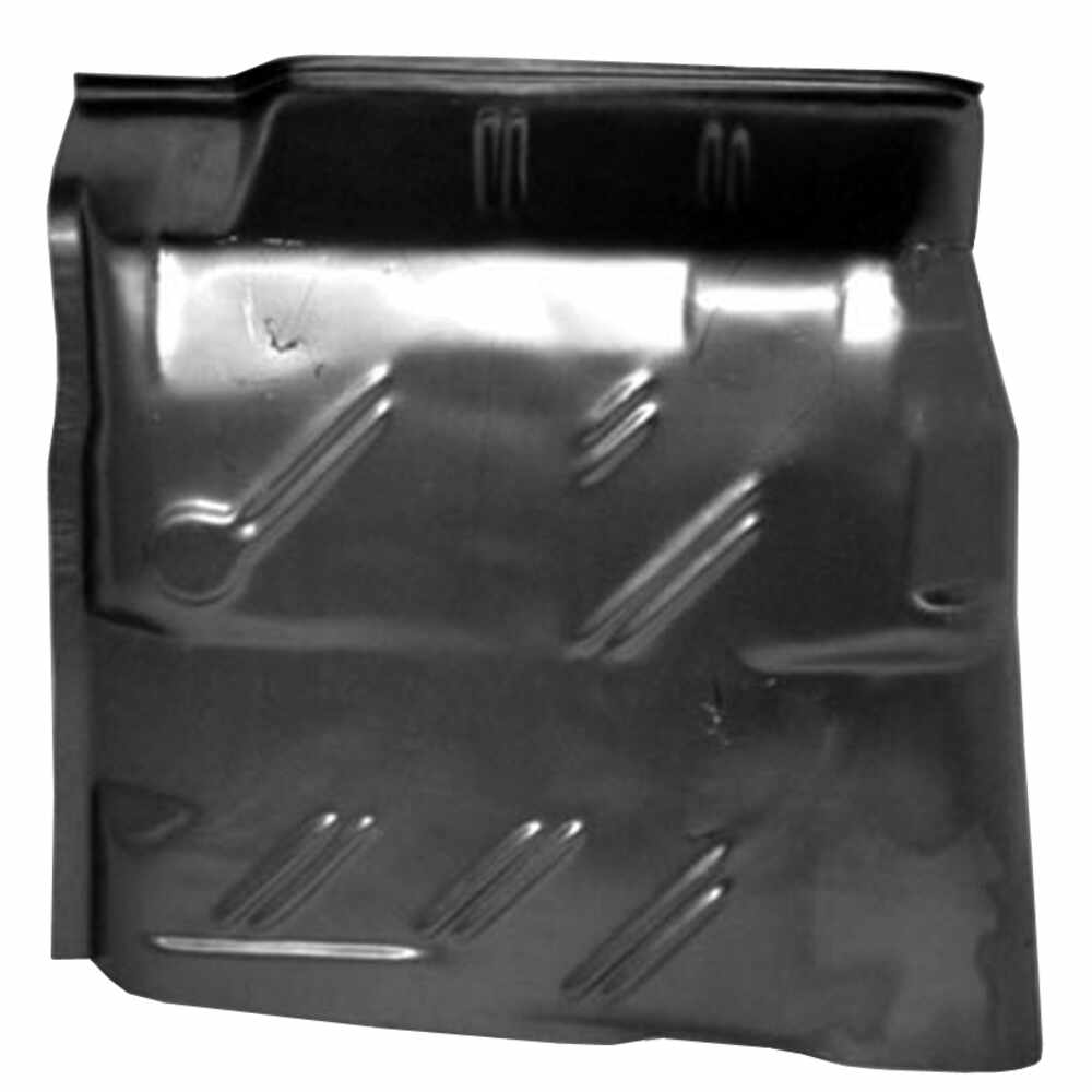 1964-1965 Plymouth Belvedere Front Floor Pan Half - Right Side
