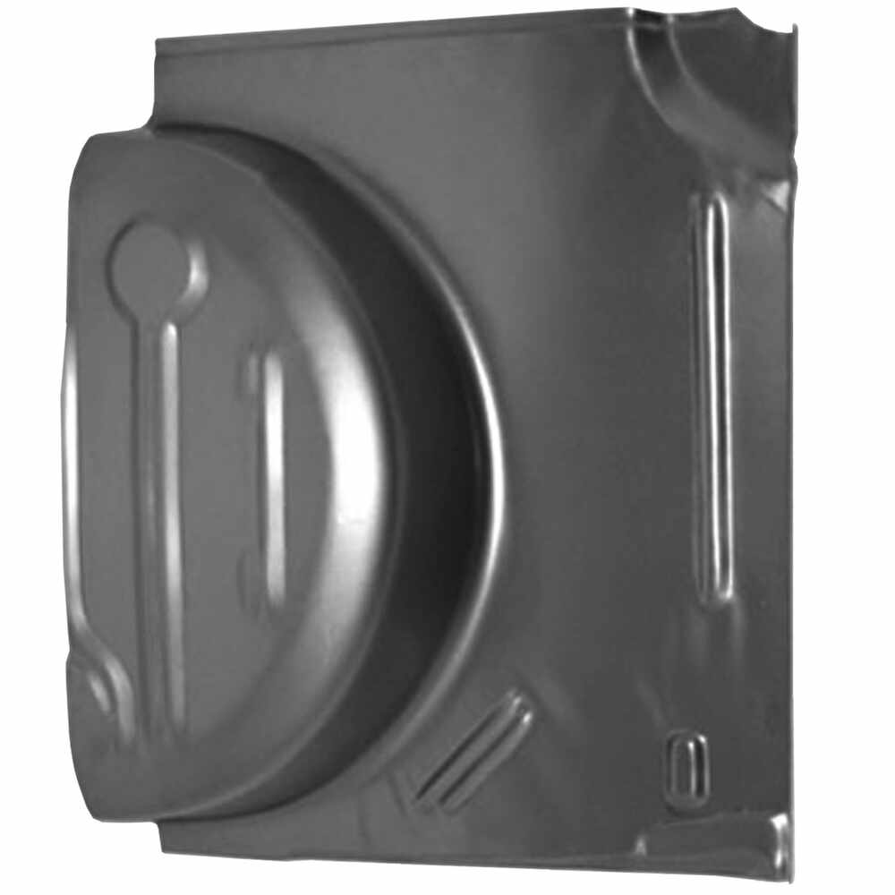 1967-1974 Plymouth Duster Trunk Floor Half - Right Side