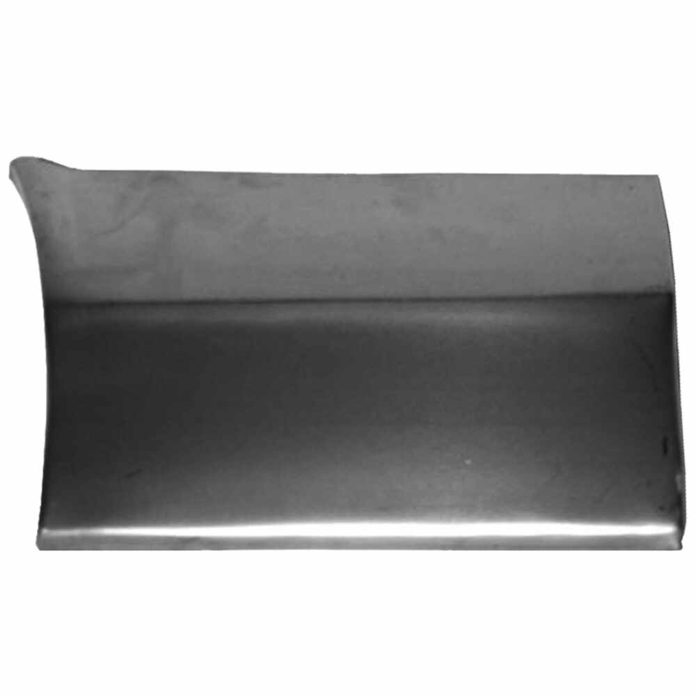 1968-1974 Buick Apollo Front Fender Lower Rear Section - Left Side