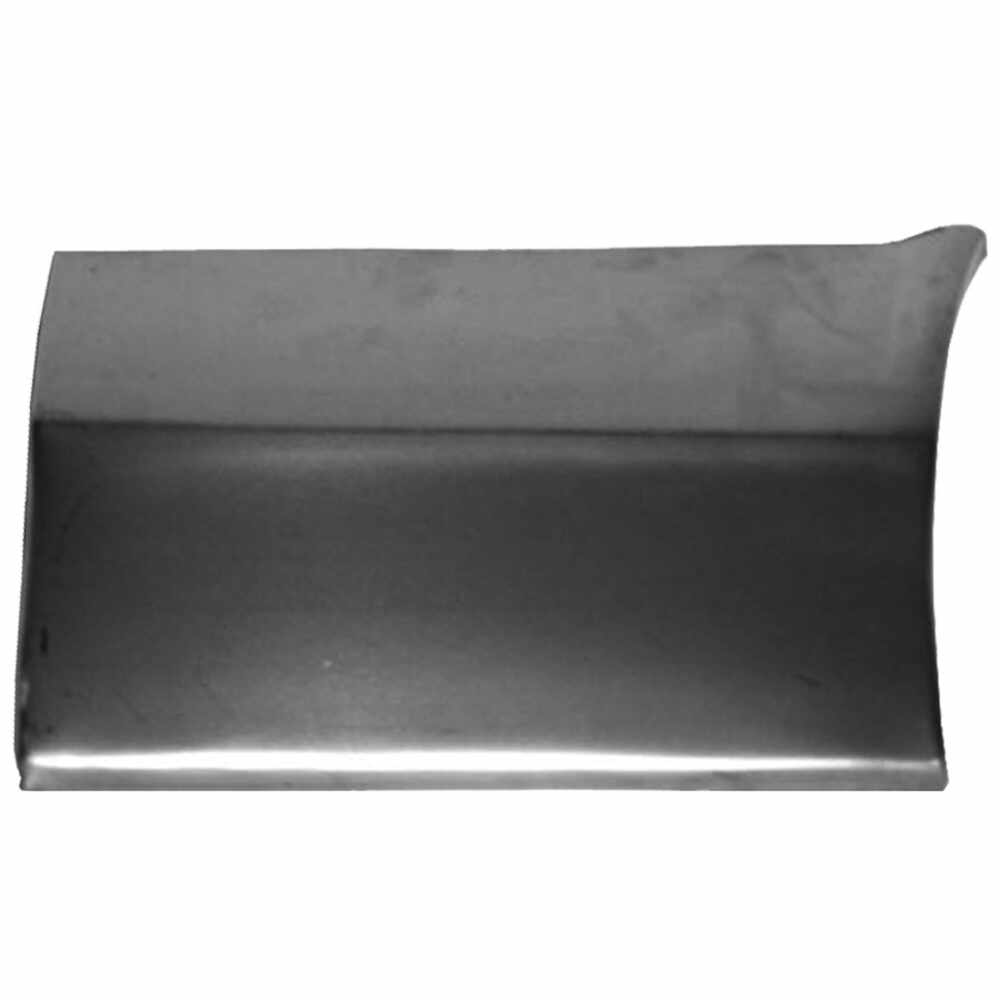 1968-1974 Buick Apollo Front Fender Lower Rear Section - Right Side