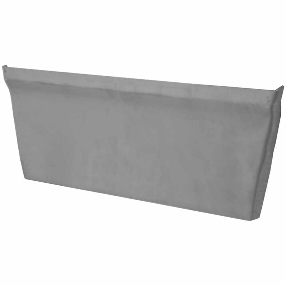 1971-1995 Chevrolet Van Lower Front Outer Doorskin - Right Side
