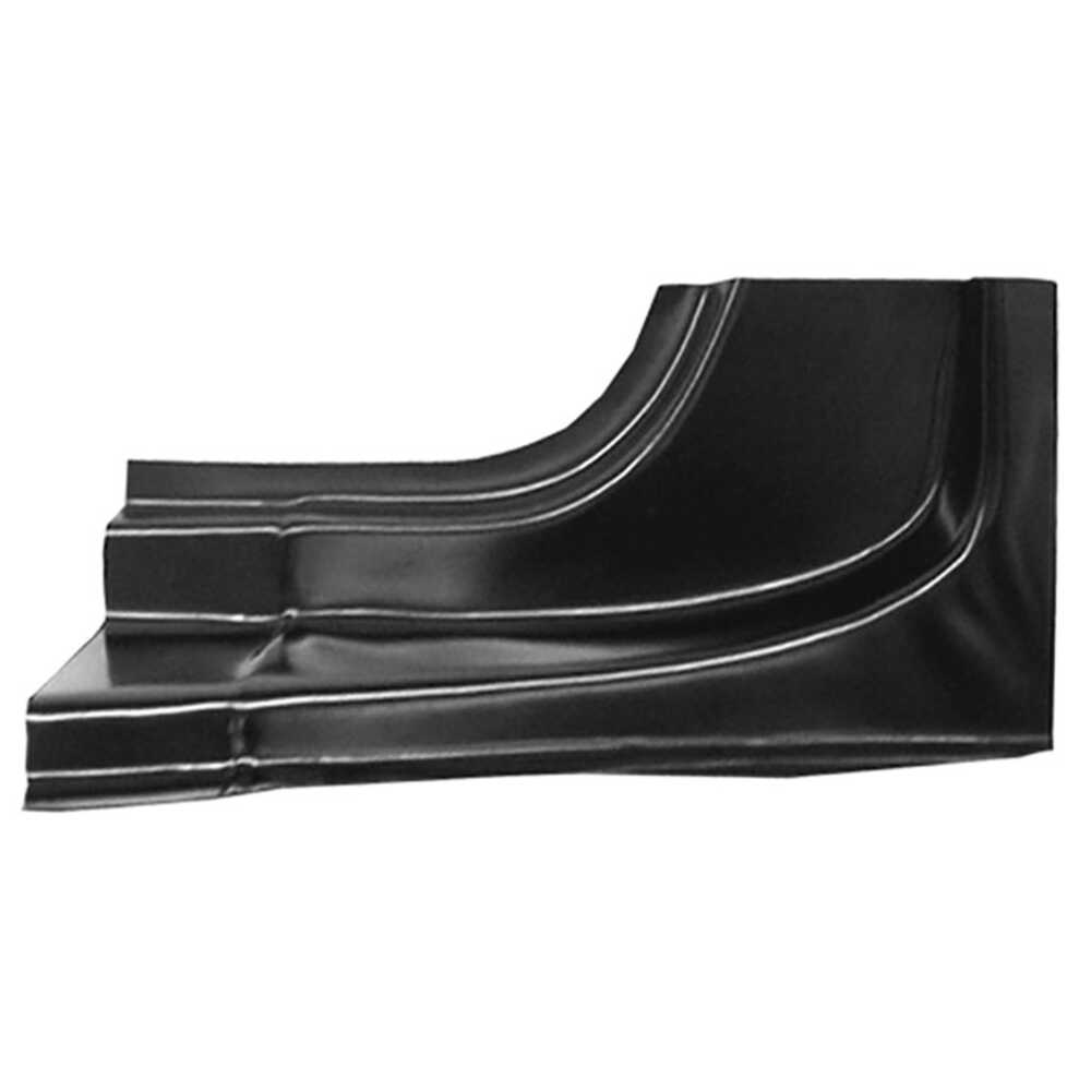 1973-1979 Ford F100 Pickup Truck Door Post Lower Rear - Right Side