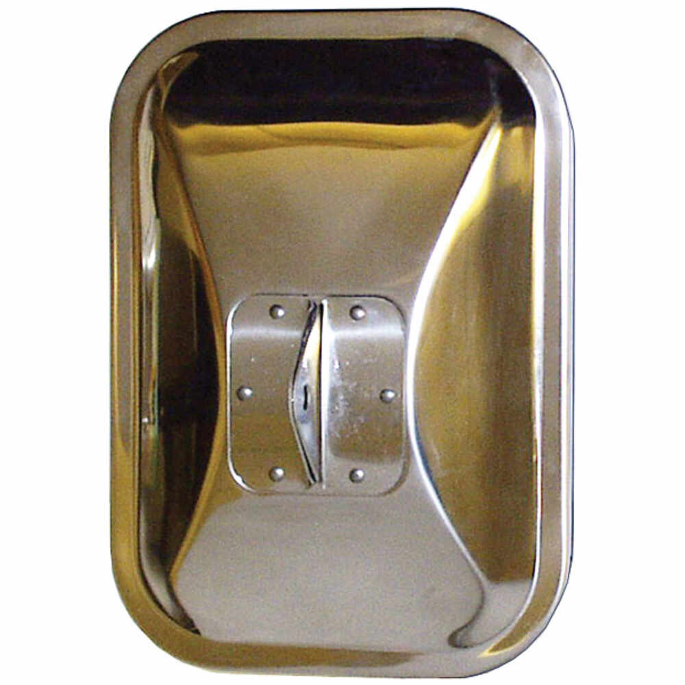 1973-1991 Chevrolet Pickup Truck CK Stainless Steel Mirror Head
