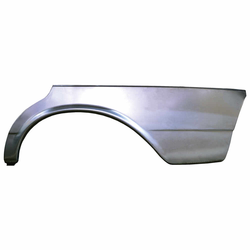 1977-1985 Mercedes W123 Chassis 4 Door Rear Quarter Lower Half with Wheel Arch - Left Side