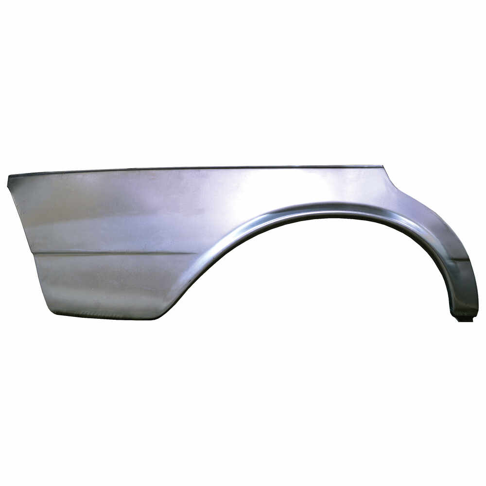 1977-1985 Mercedes W123 Chassis 4 Door Rear Quarter Lower Half with Wheel Arch - Right Side