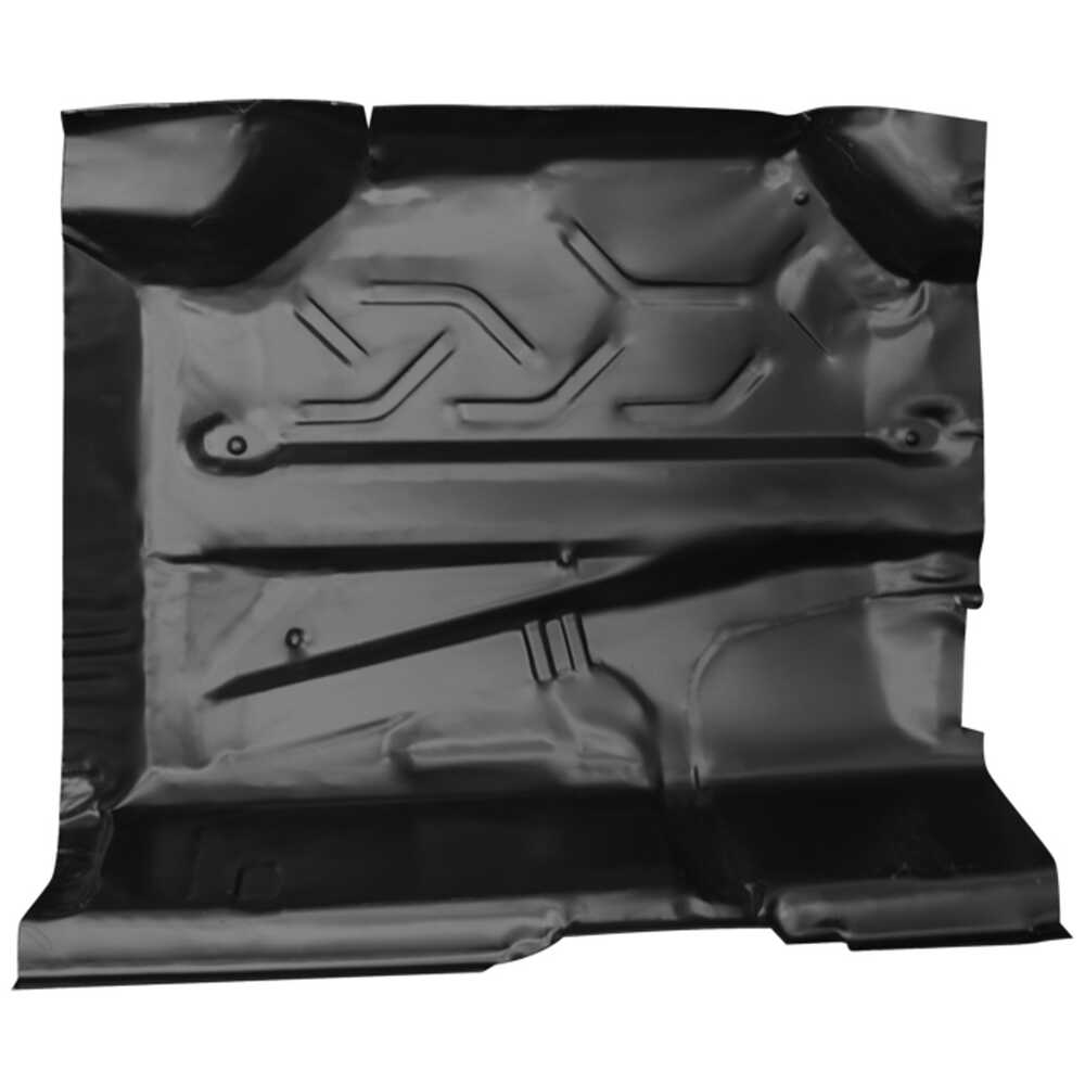 1977-1985 Mercedes W123 Chassis Rear Floor Pan - Left Side