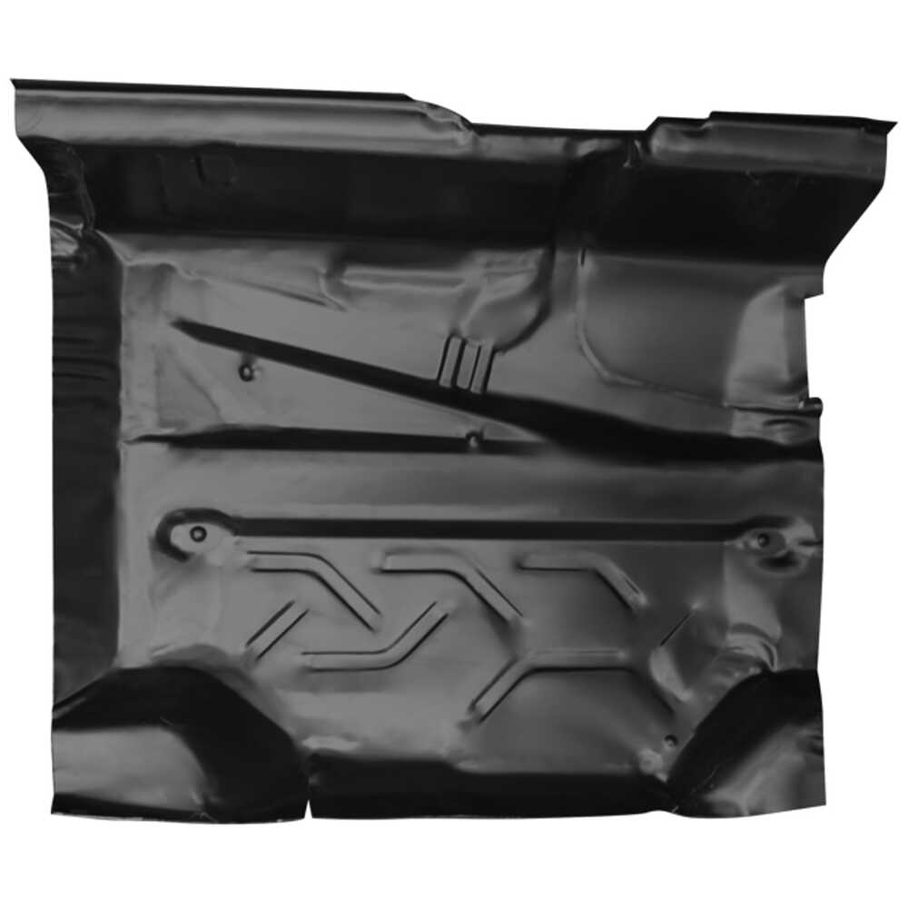 1977-1985 Mercedes W123 Chassis Rear Floor Pan - Right Side