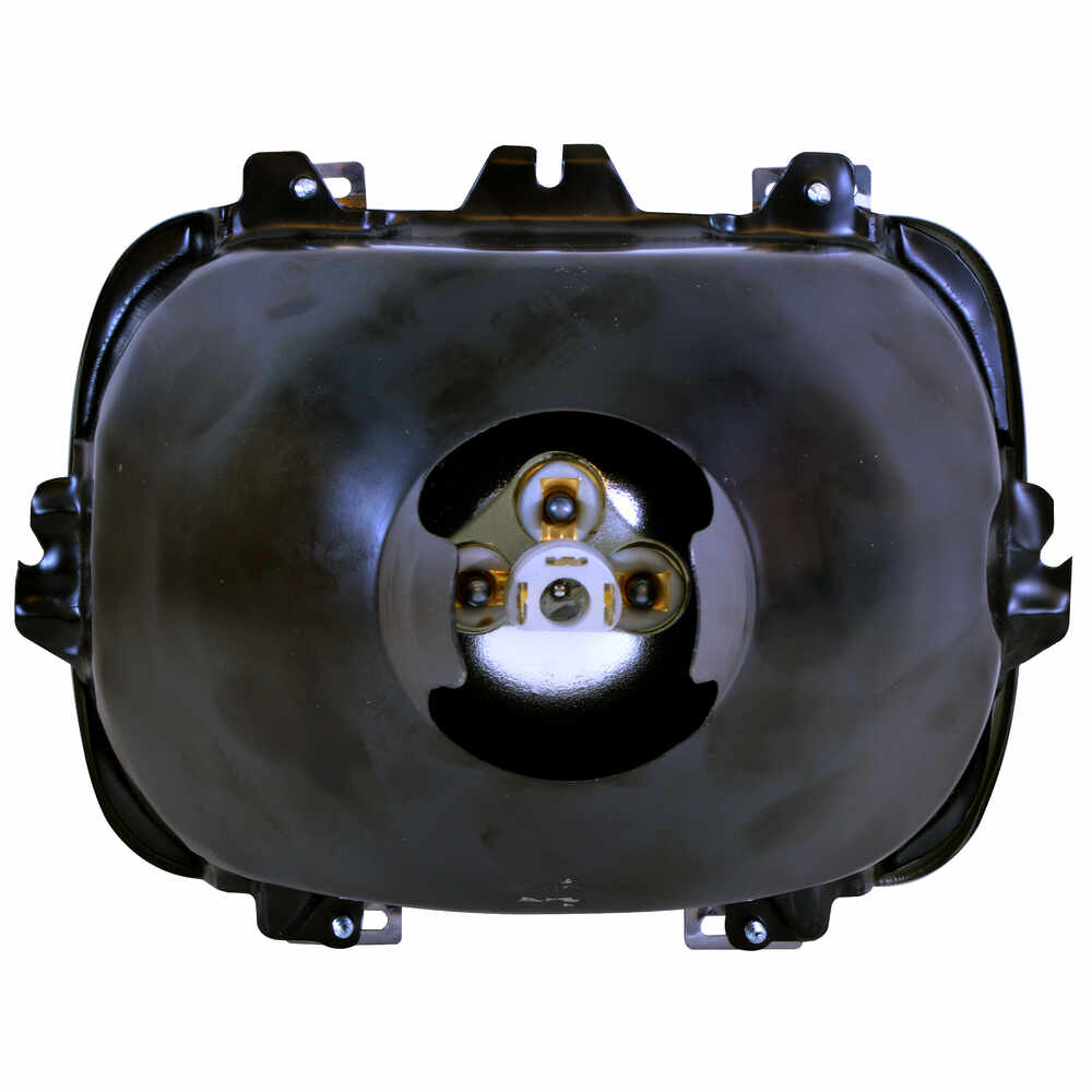 1978-1979 Buick Regal Headlight Assembly with Retaining Ring and Bucket