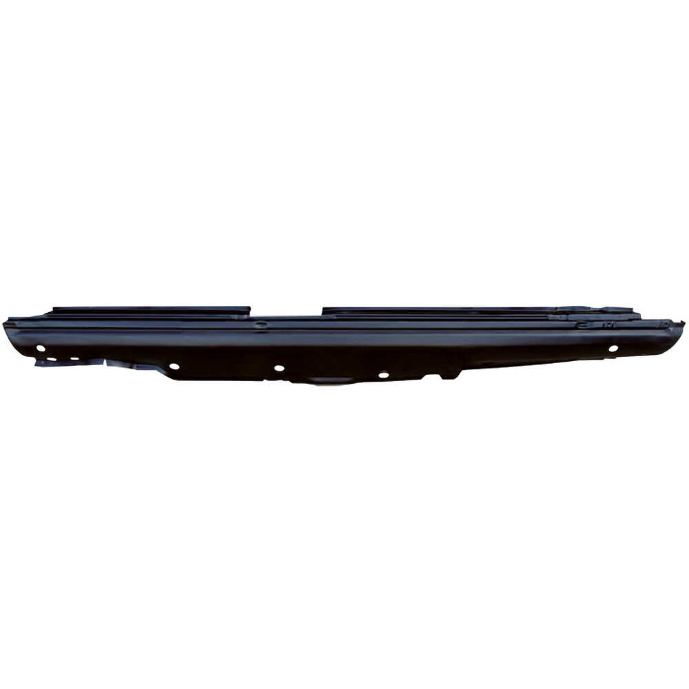1981-1991 Mercedes S-Class 126 Chassis Rocker Panel with SEL ( Extended Wheelbase) - Right Side