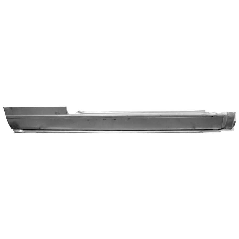 1984-1991 BMW 3 Series 2 Door Rocker Panel with Lower Quarter Section - Right Side