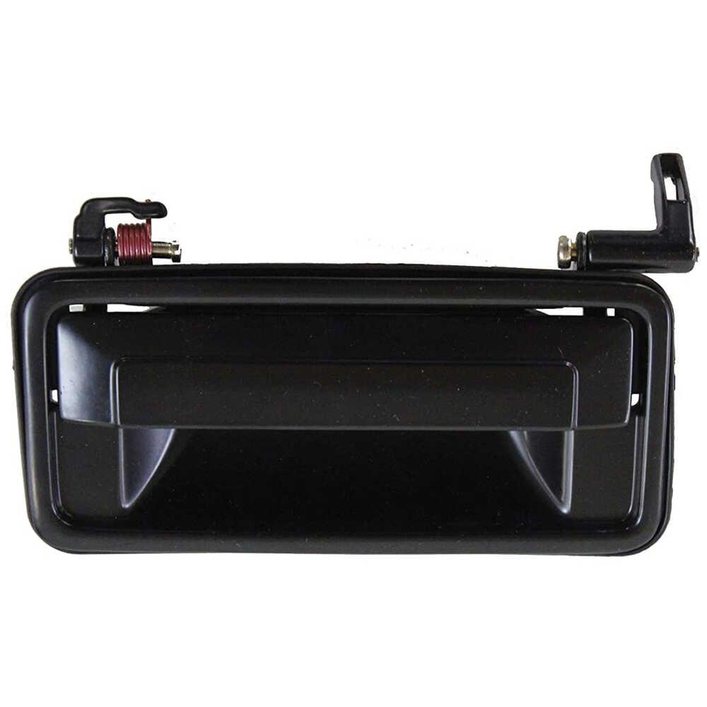 1990-1994 Chevrolet Lumina 4 Door Outside Door Handle Black - Left Side