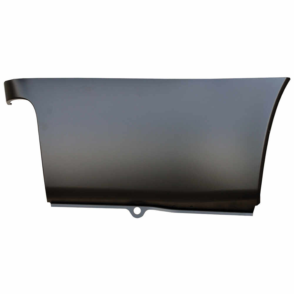 2010-2016 Ford F250 Pickup Rear Quarter Lower Rear Section - 6' & 8' Bed - Right Side