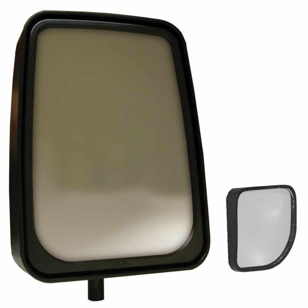 2020 Standard Flat Heated Remote Mirror Head - Velvac