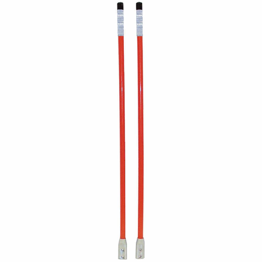 """24"""" Marker Kit - Fluorescent orange"""