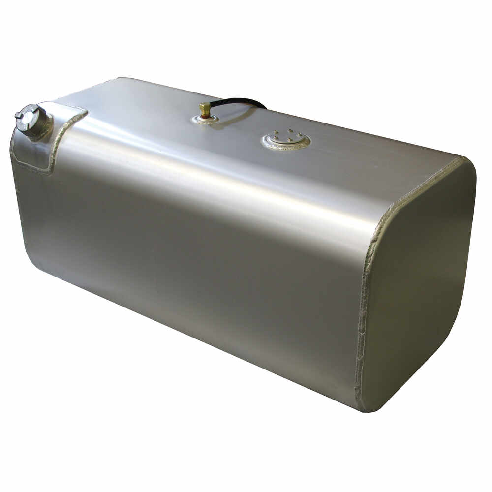 45 Gallon Rectangular Aluminum Fuel Tank for Freightliner