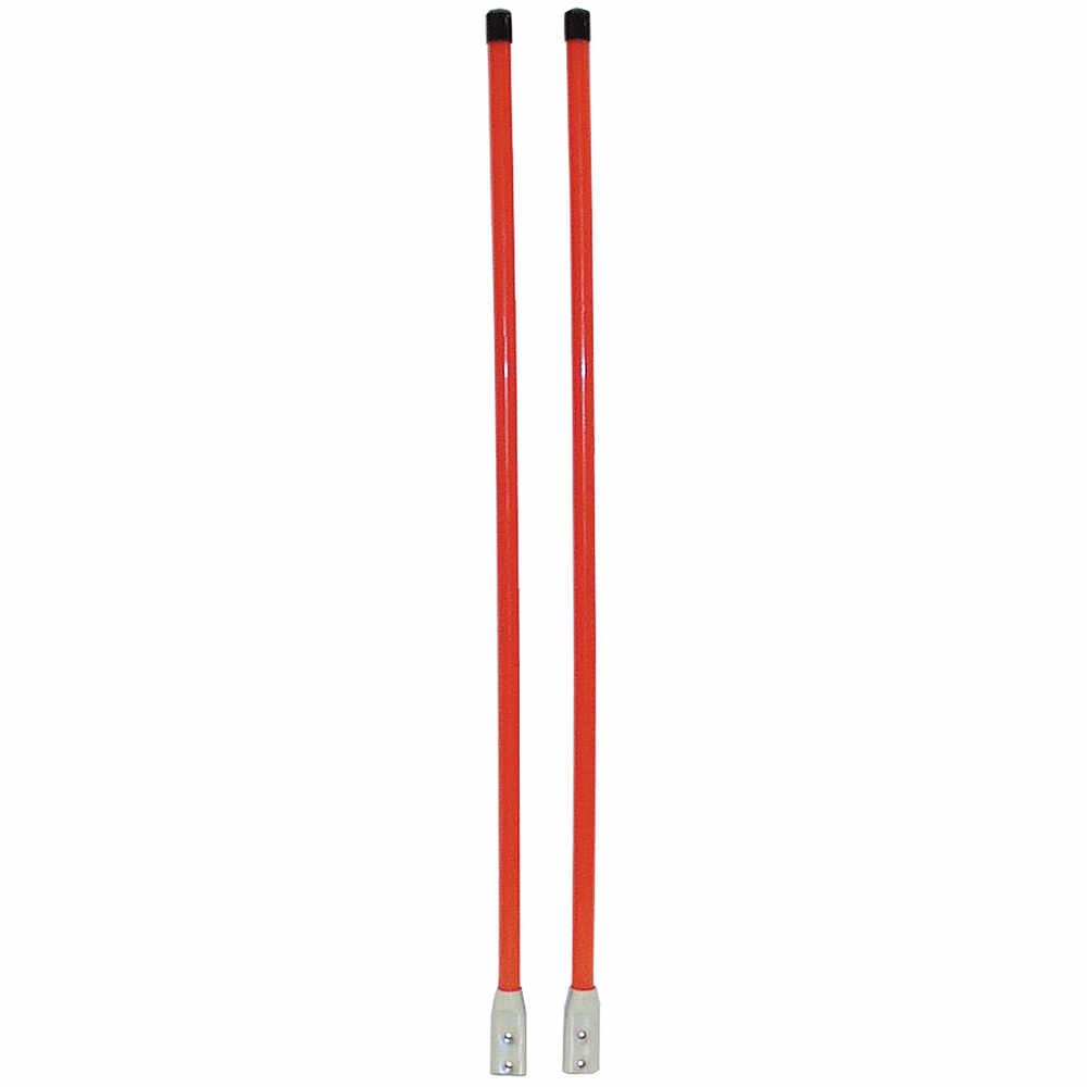 "48"" Blade Guides Marker Kit - Fluorescent Orange"