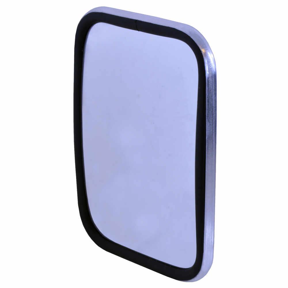 "5-1/2"" x 7- 1/2"" Rectangular Convex Spot Mirror"