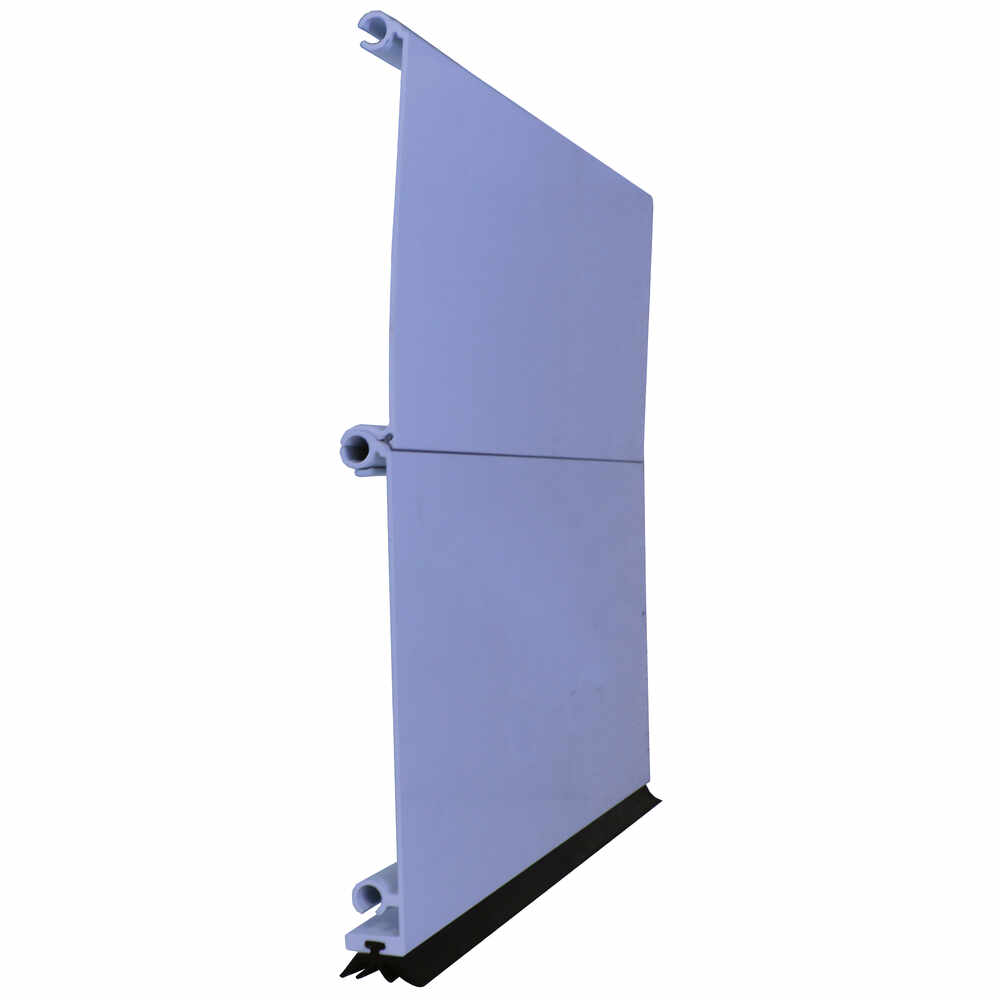 """62""""W x 87""""H Aluminum Roll Up Door less track for Fedex Truck with Utilimaster Body"""