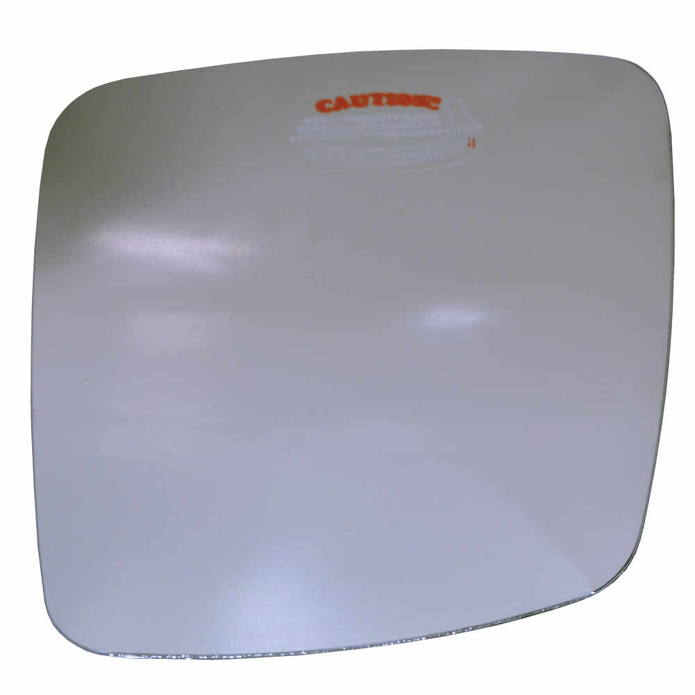 """6.5"""" x 6"""" Convex Mirror Replacement Glass Only - Velvac 702023"""