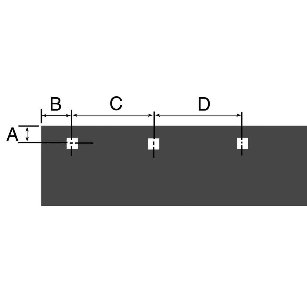 "7'-6"" Steel Cutting Edge Blade, 90""L x 6""H x 1/2""W - Replaces Boss STB03002"
