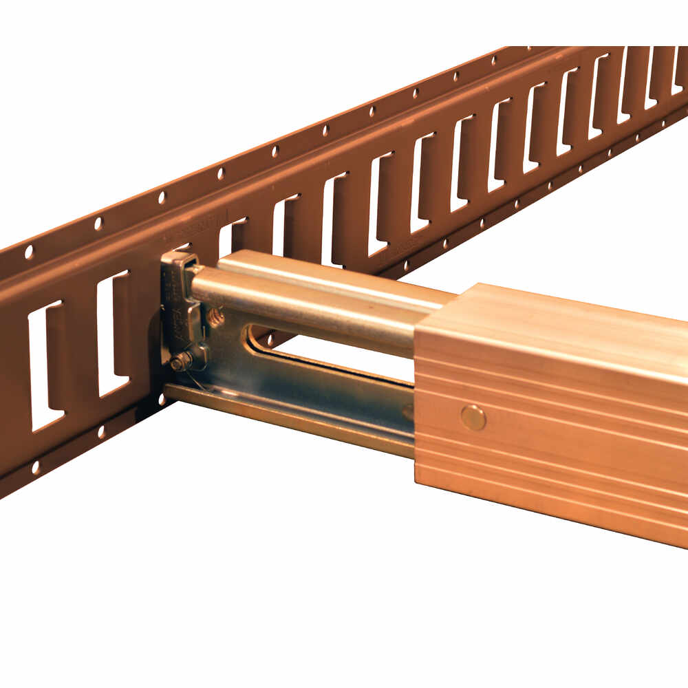 """84.5"""" To 95.4"""" Series E Aluminum Decking / Shoring Beam Assembly"""