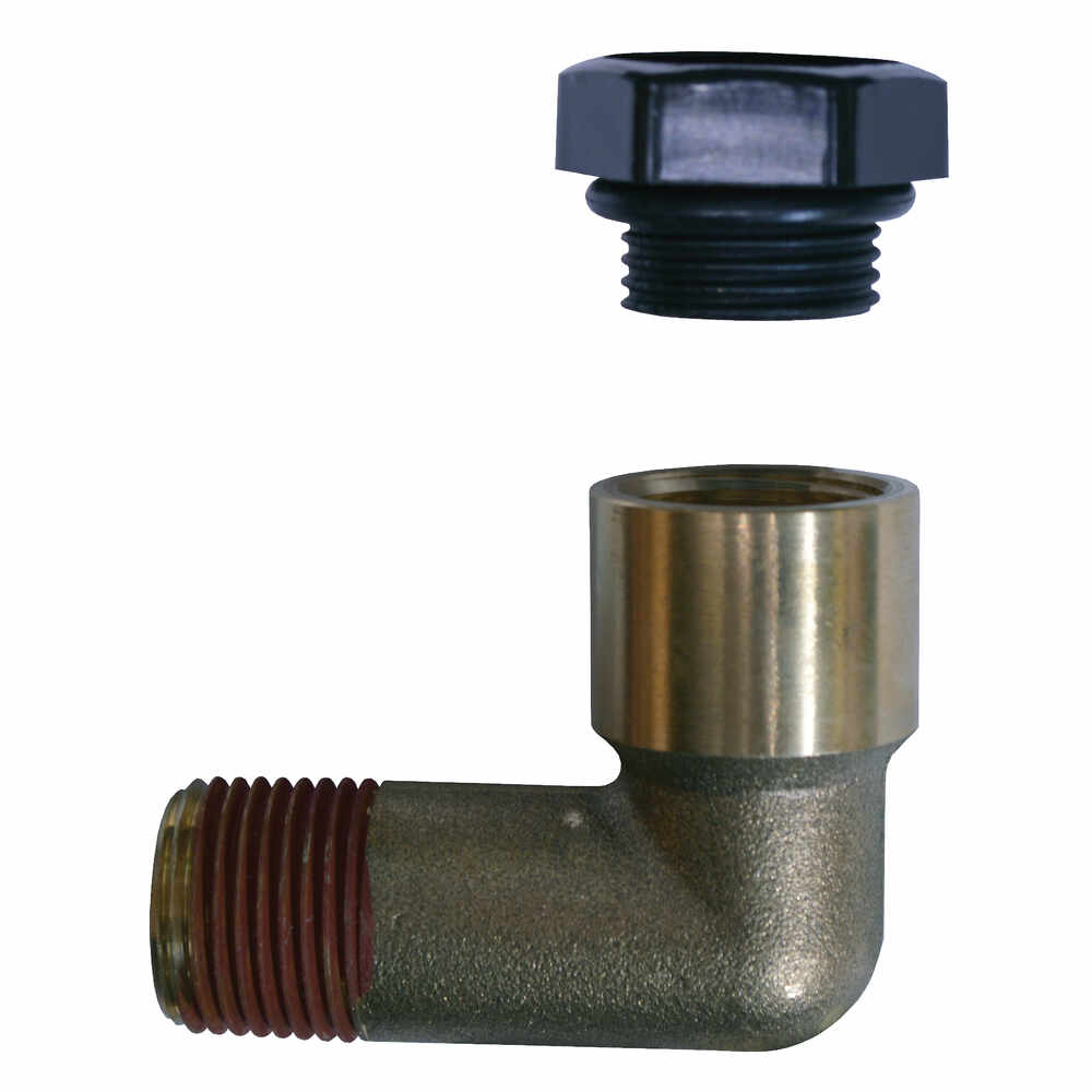 90 Degree Street Elbow - Replaces Boss HYD04809