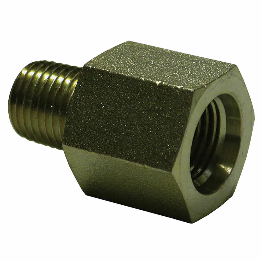 Adapter - 9/16-18 Female to 1/4 Male NPT