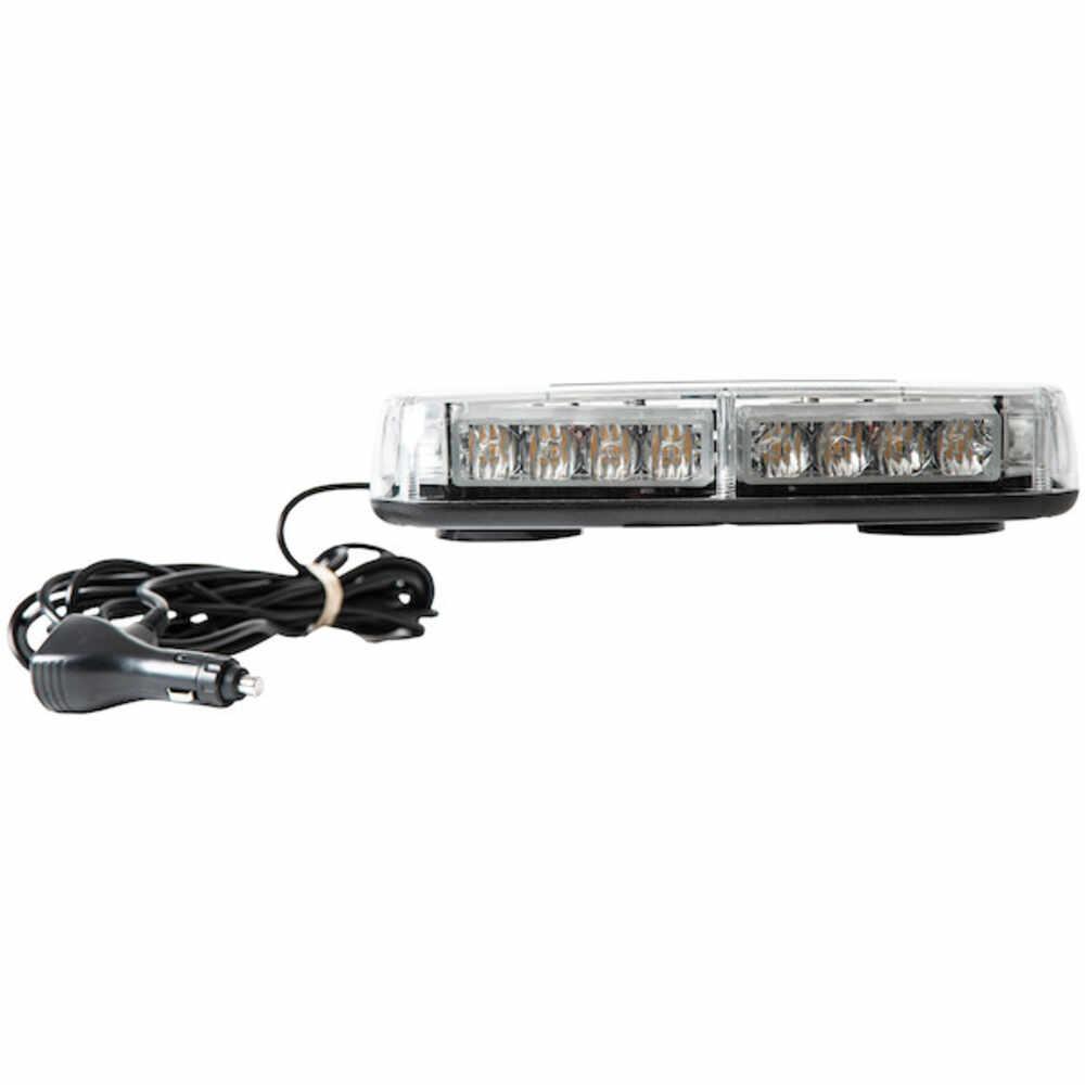 Amber Magnetic Mount LED Mini Light Bar