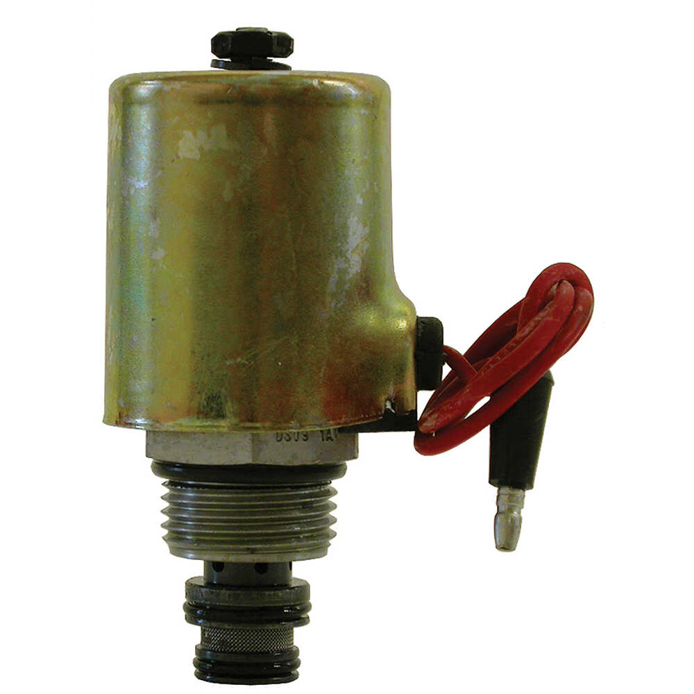 """B"""" Solenoid Red Wire Valve Assembly - Replaces Meyer 15357"""