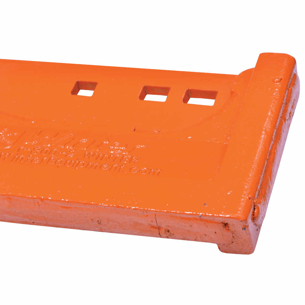 """Carbide PlowGuard-Xtendor for Cutting Edges with 1/2"""" Holes"""
