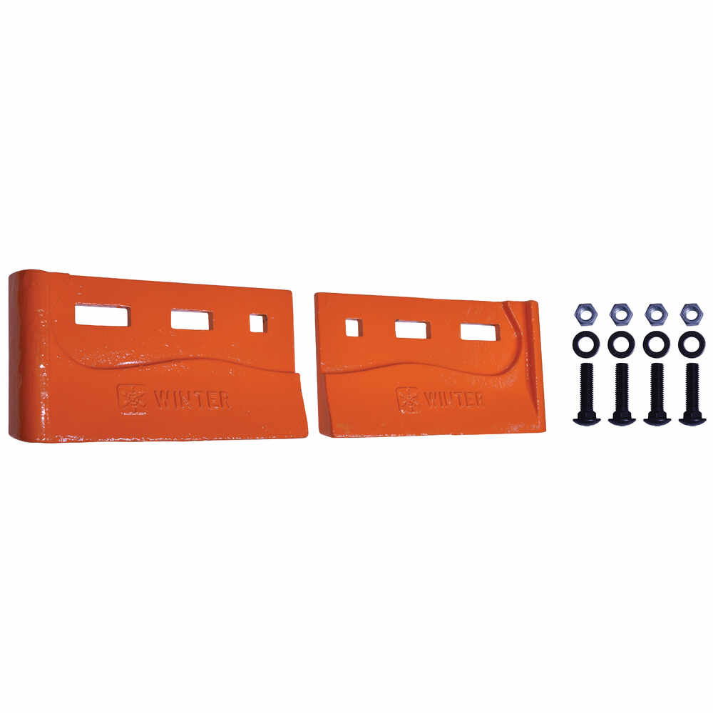 """Carbide PlowGuard-Xtendor for Cutting Edges with 5/8"""" Holes"""