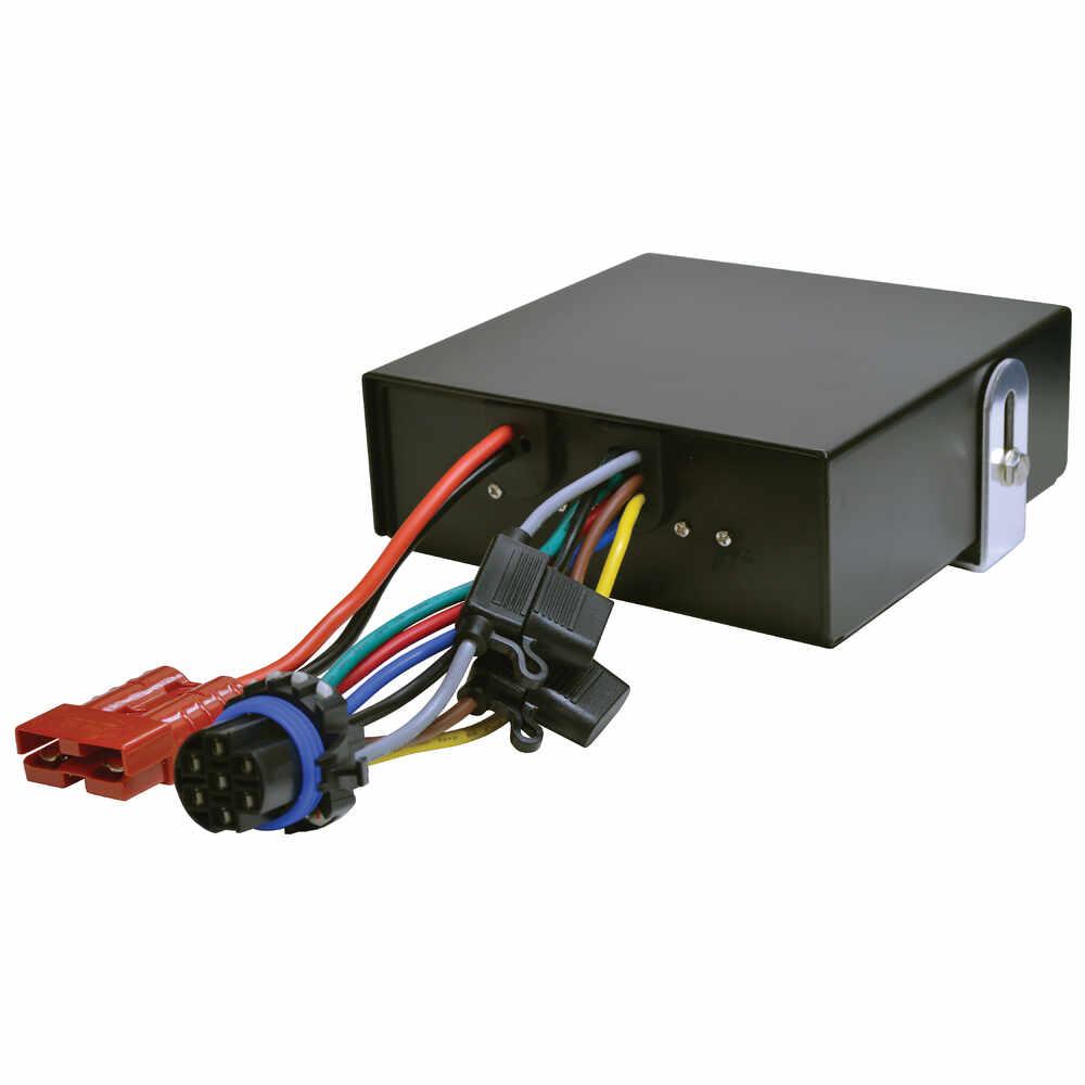 Controller for Polymer Hopper Spreader