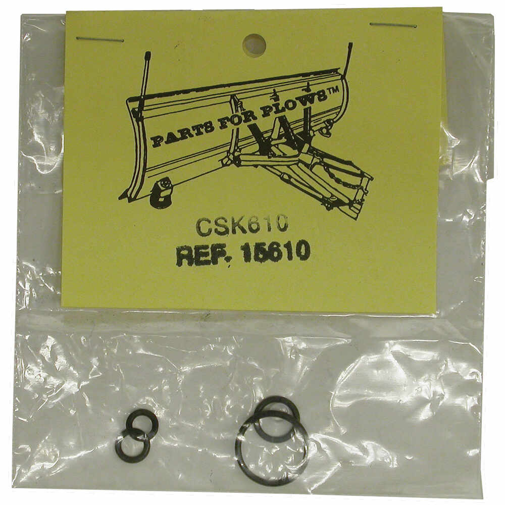 Crossover Valve Seal Kit - Replaces Meyer 15610