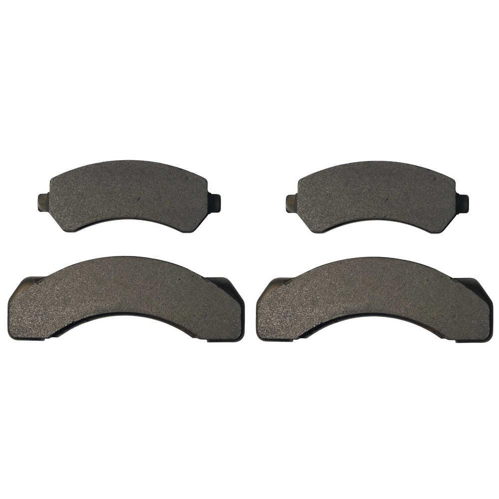 D184 Disc Brake Pads Set - One Axle Set