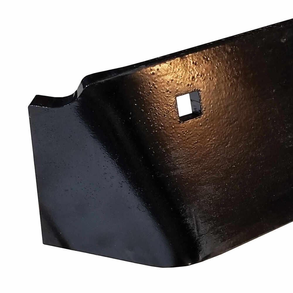 DXT Steel Cutting Edge Half, Drivers Side for 10' Formed V-Blades DXT Plow