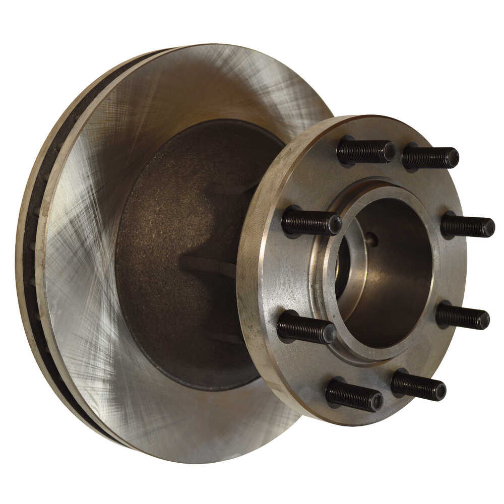 Front Rotor with Hub with ABS