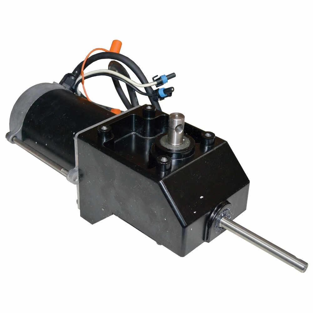 Gear Motor Dual Shaft - .4HP - 12 VDC